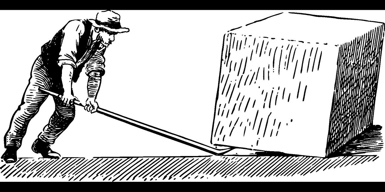 Palanca de Arquímedes